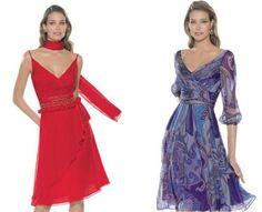 Elegir un vestido de cóctel