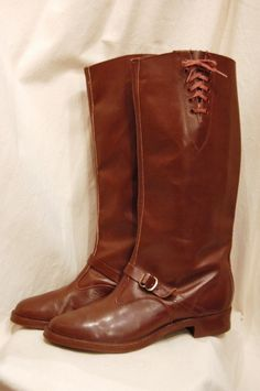 40's riding boots