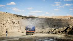 Our #DustAbatement Solutions Reduce #Mining 's Environmental Impact and improve efficiency www.soilsolutions.com