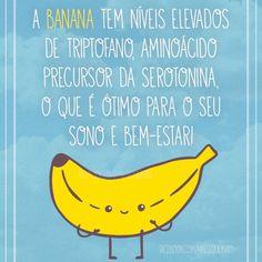 Conheça outros benefícios da banana: