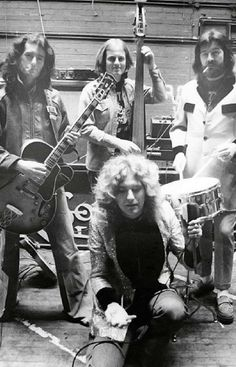 Led Zeppelin. Always a great shot, but this is a really nice closeup....