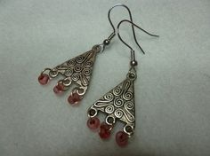 silver plated earrings £4.99