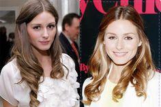 la tendenza dei capelli boccoli morbidi 2014 da Olivia Palermo