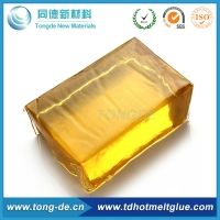 Tongde is a certificated hot melt adhesive manufacturer and exporter from China who supply adhesive solutions for air filter,carton package,EPE,Mattress and footwear etc. Hot Melt Adhesive, Glue Sticks, Tape, Band, Ice
