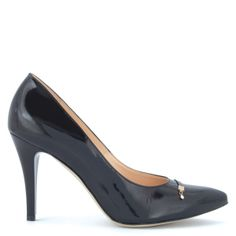 Anis alkalmi cipő | Magas sarkú alkalmi cipő, apró kő díszítéssel http://chix.hu