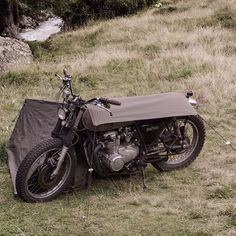 Exposed – Motorcycle Bivouac