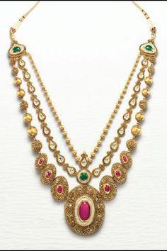 Azva gold jewellery