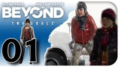 Beyond: Two Souls #01 - Winterliche Ereignisse - Let's Play Beyond: Two ...
