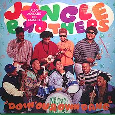 Images for Jungle Brothers - Doin' Our Own Dang