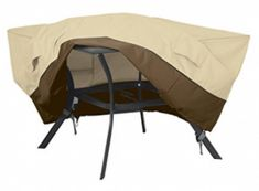 Best Waterproof Patio Furniture Covers Review (Buyer's Guide, 2019) Square Patio Table, Outdoor Furniture Covers, Table Covers, Love Seat, Classic, Top, Furnitures, Decorating Ideas, Nice