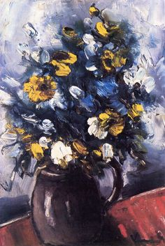 Bouquet Of Flowers, by Maurice de Vlaminck (French, 1876-1958),