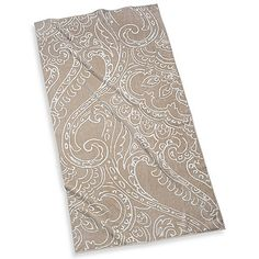 Sand Paisley Beach Towel