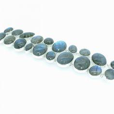 Silver Labradorite Bracelet ASD Jewellers