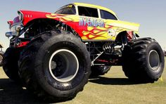 57 Chevy monster truck