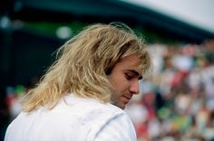 Andre Agassi - 1992