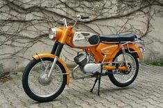 Moped, Mokick, Zündapp GTS50 Typ 517-390