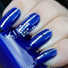 Like this design, but shorter nails