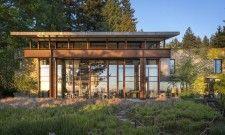 Glazed Studio House by Tom Kundig 24