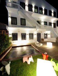 Boutique hotel in Singapore