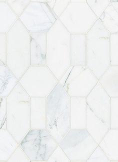 Walker Zanger-calcutta field tile pattern