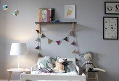 Henry & Adela's Playful But Peaceful Shared Room