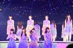 乃木坂46、デビュー2周年記念ライブの模様、5thシングル「君の名は希望」 (C)ORICON NewS inc.
