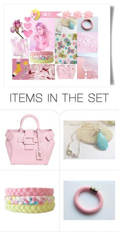 """Sweet Pastels"" by crystalglowdesign ❤ liked on Polyvore featuring art"