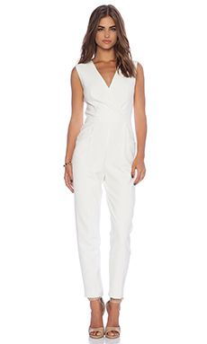 Shop for Trina Turk Avilla Jumpsuit in Ivory at REVOLVE. Free 2-3 day shipping and returns, 30 day price match guarantee.
