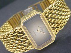 VINTAGE ELGIN WINDING SWISS WOMEN'S GOLD PLATED WATCH a10081