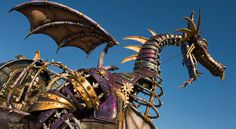 Complete List of Festival of Fantasy Parade Float's Released