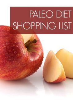 Paleo Diet Shopping List - What Should You Be Buying?