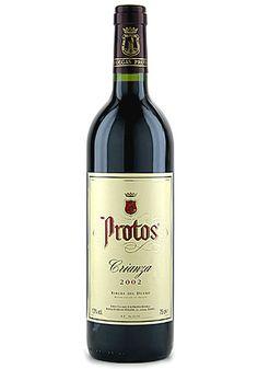 Protos Crianza. Mi vino favorito de siempre...