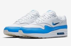 The Nike Air Max 1 Jewel University Blue Releases Next Month