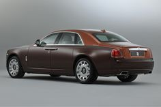 Foto Exteriores Rolls Royce Ghost mil y una noches Berlina 2012