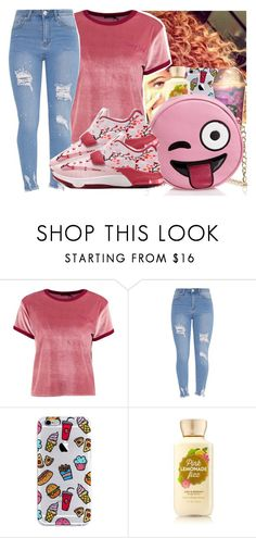"""""""Untitled #227"""" by kaykay027 on Polyvore featuring Boohoo, Candywirez and Olivia Miller"""