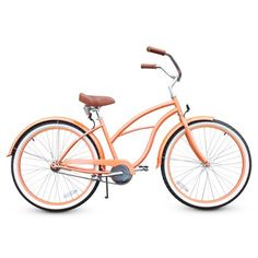 Find it at the Foundary - 26 in. Dreamcycle Womens Single Speed - Orange