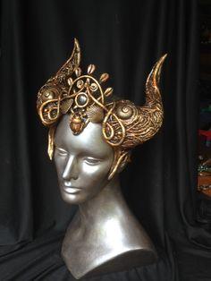 castle shells headdress