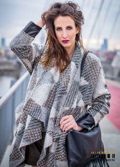 Aleksandra Markowska - coats #hushwarsaw #hushpremium #aleksandramarkowska #fashion #polishfashion #classy #clothes #print