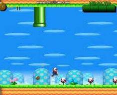 NEW Super Mario Bros Game Mario Bros, New Super Mario Bros, Blogger Templates, Entertainment System, Free Games, Arcade Games, Games To Play, Entertaining, City