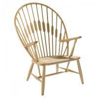 Peacock Arm Chair In Ash