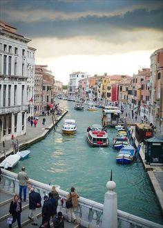 Rio Cannaregio, Venezia