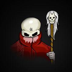 KRANE - Vanity, bones and skull ☠
