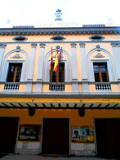 Teatro Principal.