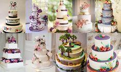 İlginç Düğün Pastası Fikirleri #düğün #düğünorganizasyonu #izmirdüğün #izmirdüğünorganizasyonu #ewedd #düğünpastası #pasta Cake, Desserts, Food, Tailgate Desserts, Deserts, Kuchen, Essen, Postres, Meals