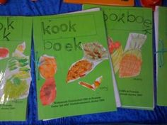 kookboek met onze favorieten recepten van de klas - taalopdracht Restaurant Themes, Pizza Restaurant, Restaurant Week, Kids Food Crafts, Preschool Food, Good Food, Teaching, Fruit, Projects