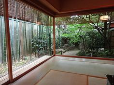 Tawaraya ryokan -Japanese inn- in Kyoto, Japan