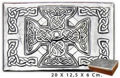 ArteyMetal: Caja Celta  B01 CROSS 11F