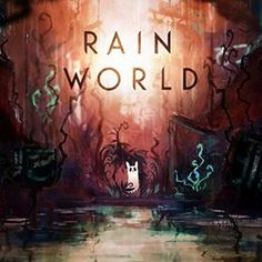 Original Game Soundtrack (OST) to the video game Rain World Music composed by James Primate. Rain World Soundtrack by World Wallpaper, Video Game Development, Weird Art, Animals Of The World, Indie Games, Animal Design, Fun Games, Game Design, Soundtrack