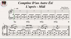 Comptine D'un Autre Été, L'après - Midi, (Die Fabelhafte Welt der Amélie...
