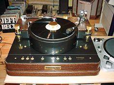 """""""Thorens-Prestige ,Vintage High End Turntable"""" !...  http://about.me/Samissomar"""